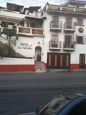 拉斯帕洛马斯酒店 - 塔斯科 - 户外景观