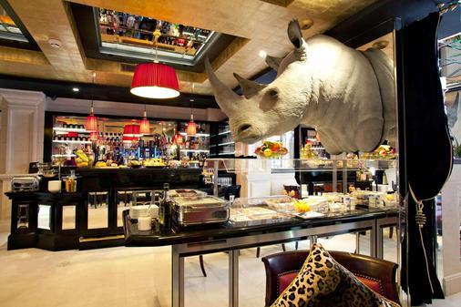 香榭丽舍马克马翁酒店 - 巴黎 - 酒吧