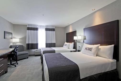 如家套房酒店 - 雷吉纳 - 睡房