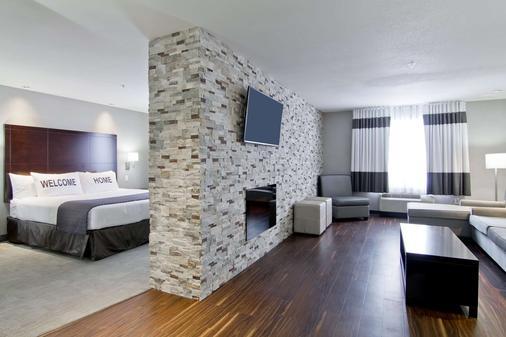 如家套房酒店 - 雷吉纳 - 建筑