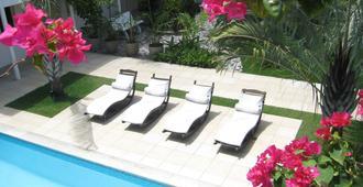 阿肯徹克酒店 - 累西腓 - 游泳池