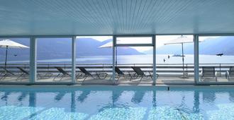 克林内塔酒店 - 阿斯科纳 - 游泳池