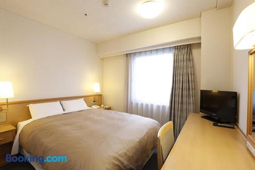 带广东急旅馆 - 带广市 - 睡房