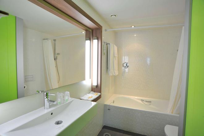 马拉加机场康铂酒店 - 马拉加 - 浴室