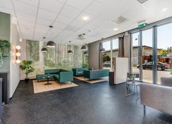 Citybox Lite Kristiansand - 克里斯蒂安桑 - 休息厅