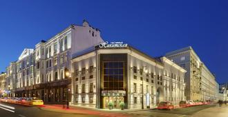 阿萨姆布勒亚尼可兹卡亚酒店 - 莫斯科 - 建筑