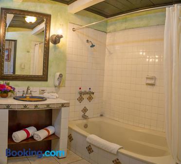 圣卡塔利娜修道院酒店 - 安地瓜 - 浴室