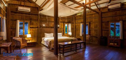 萨拉小屋酒店 - 暹粒 - 睡房