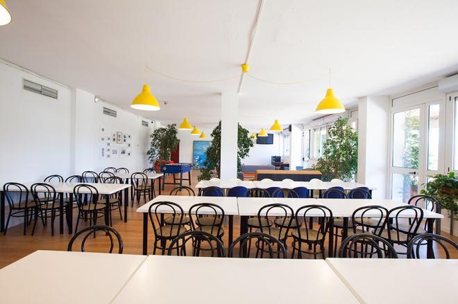奥斯特洛贝加莫旅舍 - 贝加莫 - 餐馆
