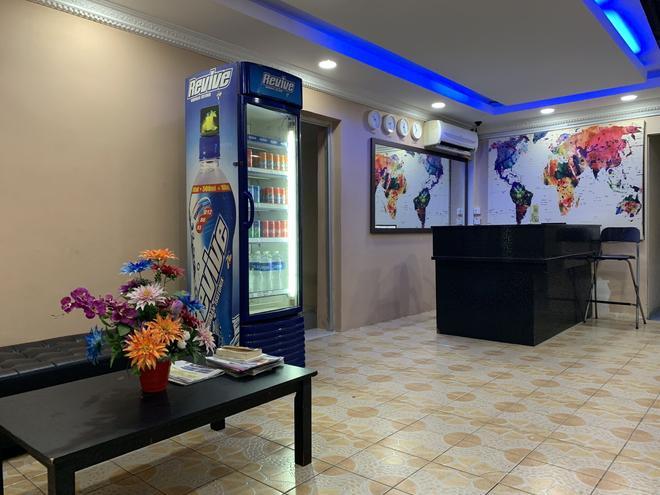 Abs免登旅馆 - 吉隆坡 - 柜台