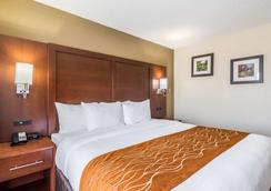 北戴顿凯富套房酒店 - 代顿 - 睡房
