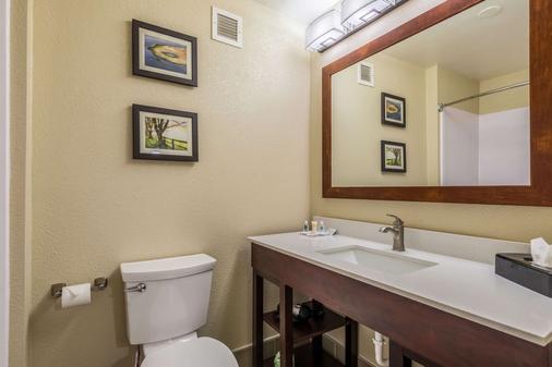 北戴顿凯富套房酒店 - 代顿 - 浴室