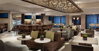 奥兰多机场湖畔万豪酒店 - 奥兰多 - 餐馆