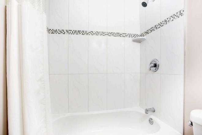 坎卢普斯市中心豪生酒店 - 坎卢普斯 - 浴室
