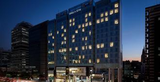 驿三新罗住宿酒店 - 首尔 - 建筑