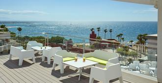 拉斯阿伦纳斯酒店 - 贝纳马德纳 - 阳台