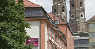 慕尼黑阿尔斯塔特美居酒店 - 慕尼黑 - 户外景观