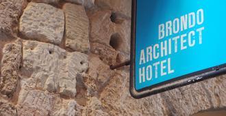 布隆多建筑师酒店 - 马略卡岛帕尔马 - 建筑