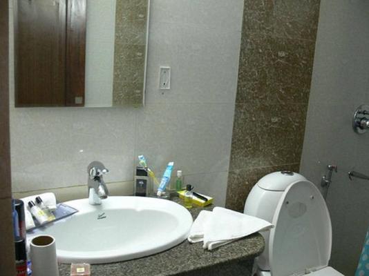 帖卡迪-伍兹香料酒店 - 帖卡迪 - 浴室