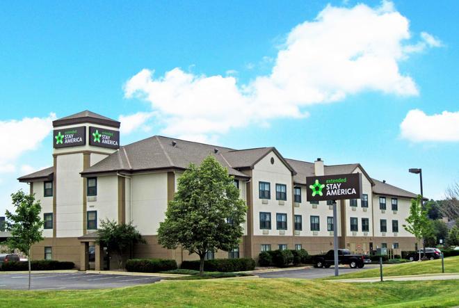 哥伦布东北I-270美国长住酒店 - 哥伦布 - 建筑