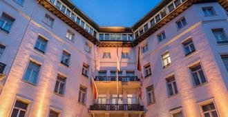 施瓦泽博克丽笙酒店 - 威斯巴登 - 建筑