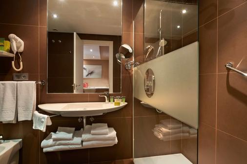 西尔肯纳兰科纪念碑酒店 - 奥维多 - 浴室