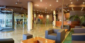 西尔肯纳兰科纪念碑酒店 - 奥维多 - 大厅