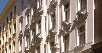 格拉本酒店 - 维也纳 - 建筑