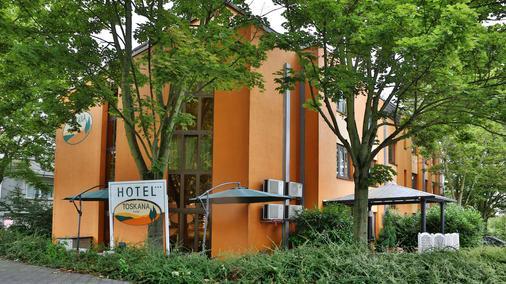 托斯卡纳酒店 - 威斯巴登 - 建筑