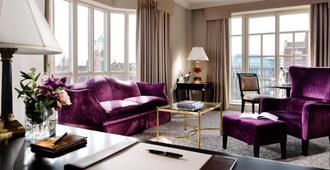 都柏林洲际酒店 - 都柏林 - 客厅