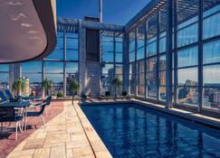美居酒店坎皮纳斯 - 坎皮纳斯 - 游泳池