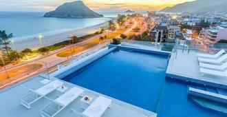 C 设计酒店 - 里约热内卢 - 游泳池