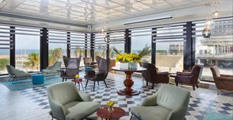 希律特拉维夫海滨酒店 - 特拉维夫 - 休息厅