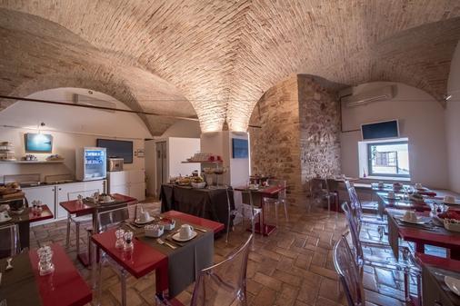 索莱拉卢纳酒店 - 阿西西 - 餐馆