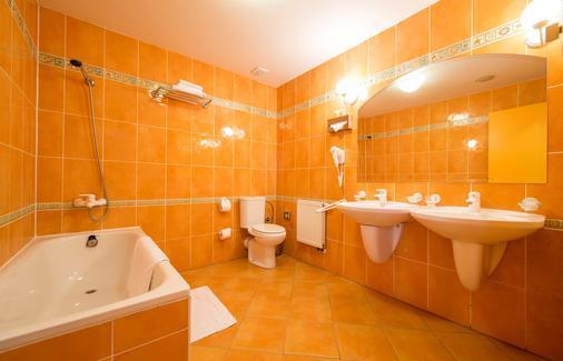 德沃夏克酒店 - 捷克布杰约维采 - 浴室