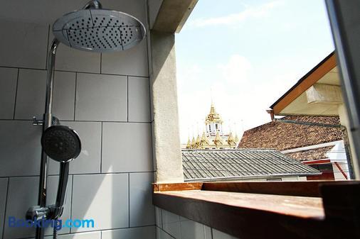 曼谷这里青年旅馆 - 曼谷 - 浴室