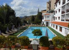 阿尔卡蒂玛酒店 - 兰哈龙 - 游泳池