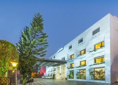 印度斯坦国际酒店 - 布巴内斯瓦尔 - 建筑