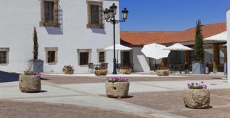 阿雷纳莱斯宫殿霍斯皮斯及spa酒店 - 卡塞雷斯 - 建筑