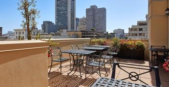 旧金山果园酒店 - 旧金山 - 阳台