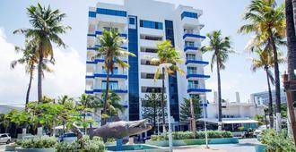 加勒比海太阳鲜花酒店 - 圣安德列斯 - 建筑