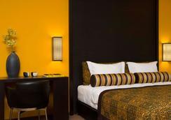 耶路撒冷丹精品酒店 - 耶路撒冷 - 睡房
