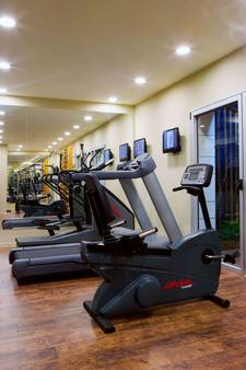 耶路撒冷丹精品酒店 - 耶路撒冷 - 健身房