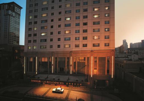 大连香格里拉大酒店 - 大连 - 建筑