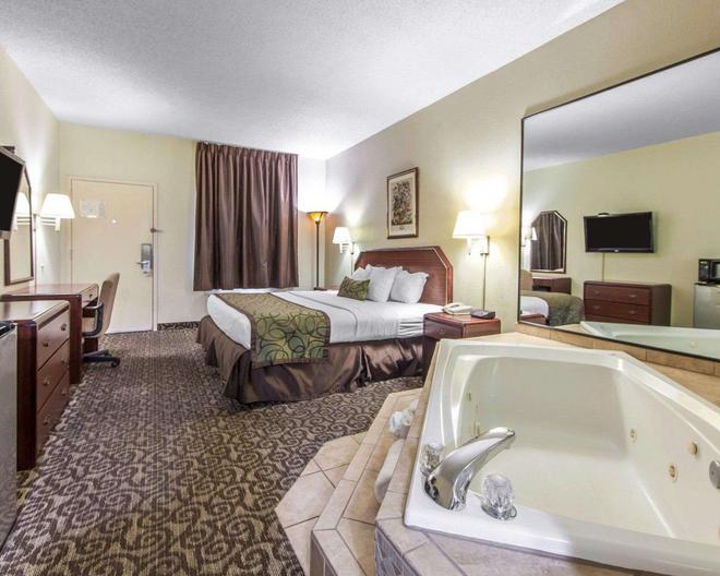 凯艺酒店 - 约翰逊城 - 睡房