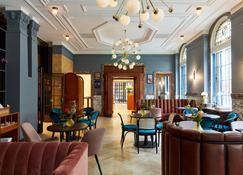 海牙英迪格酒店 - 努儿登堡宫 - 海牙 - 休息厅
