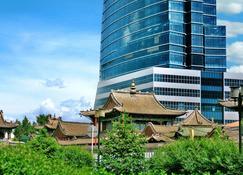 蓝天大厦酒店 - 乌兰巴托 - 建筑