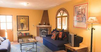 快乐别墅 - 圣米格尔-德阿连德 - 客厅