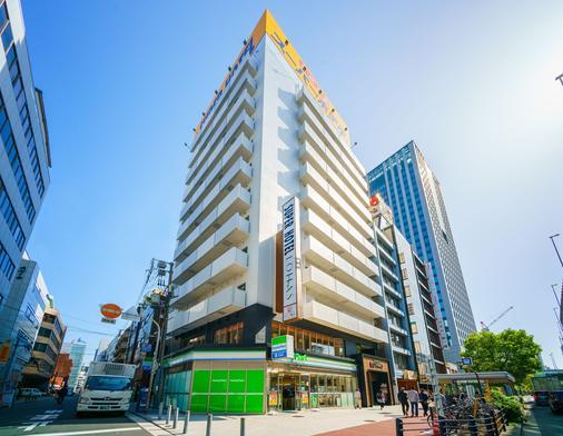 乐活地铁四桥线本町24号超级酒店 - 大阪 - 建筑