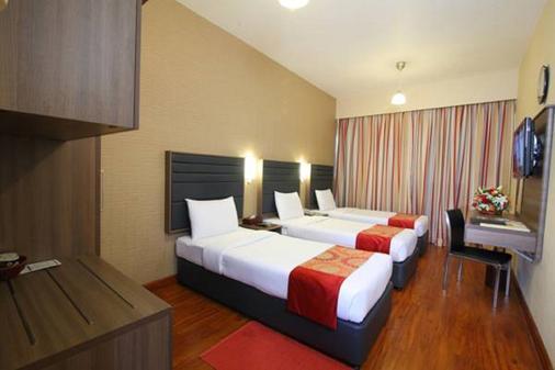佛罗里达酒店 - 迪拜 - 睡房